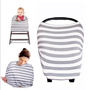 Multi-Use Baby Car Seat & Breastfeeding Apron 🍼
